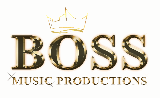 logo of boss music productions